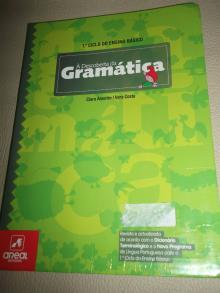 À descoberta da gramática - 1º ciclo