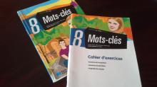 Mots-clés ( manual e caderno de atividades)