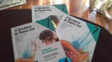 À descoberta do Planeta Azul ( manual e caderno de atividades )