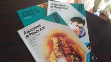 À descoberta do Planeta Azul (manual e caderno de atividades )
