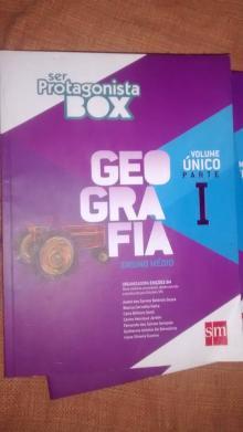 Ser Protagonista - Box Geografia - Vol. Único