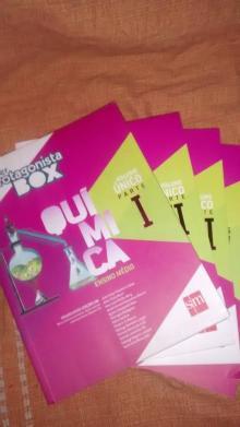 Ser Protagonista - Box QUIMICA - Vol. Único