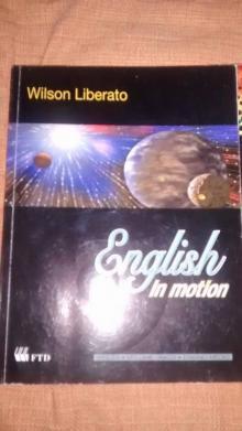 English In Motion - Inglês - Volume Único - Ensino Médio