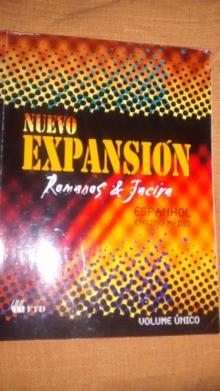 Nuevo Expansión - Ensino Médio - Vol. Único - LUCIANA KELER M CORREA