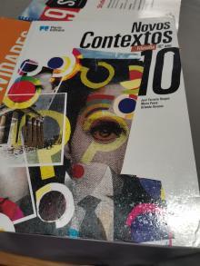 Novos Contextos 10 - José Ferreira Borges