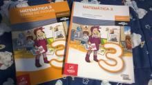 Matemática (Pasta Mágica)- Manual e Livro de fichas -3°ano