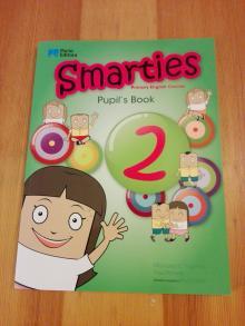 Smarties - manual de inglês para o 2º ano - Manuela C. Farinha