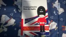 O Meu Primeiro livro de Inglês (1º ciclo)