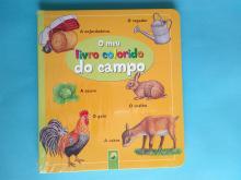 O meu livro colorido do campo