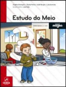 Pasta Mágica - Estudo do Meio 3 - 3.º Ano - bloco pedagógico