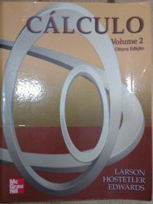 Cálculo - Volume 2 - 8ª Edição - Ron Larson