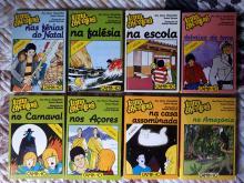 Volumes Uma Aventura (preço unitário) - Ana Maria Magalhães e Is...