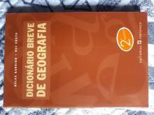 Dicionário Breve de Geografia - Dulce Garrido e Rui Costa