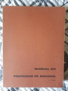 Manual do Professor de Biologia - -----