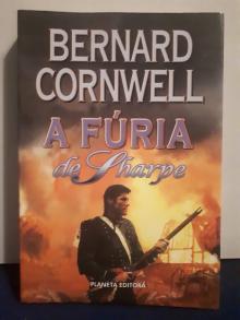 A Fúria de Sharpe - Bernard Cornwell