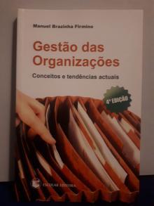 Gestão das Organizações - Manuel Brazinha Firmino