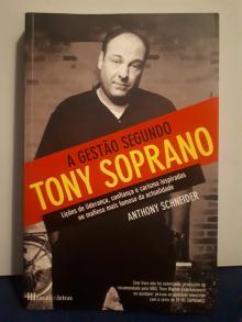A Gestão Segundo Tony Soprano - Anthony Schneider