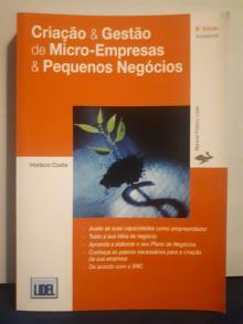 Criação & Gestão de Micro-Empresas & Pequenos Negócios - Horácio Costa
