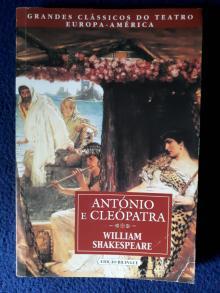 António e Cleópatra - Shakespeare