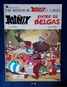 [BD] Astérix Entre os Belgas - Goscinny
