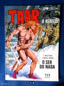 [BD] Taar O Rebelde: O Ser do Nada - C. Moliterni