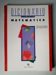 Dicionário Elementar de Matemática - Teresa Olga Albuquerque