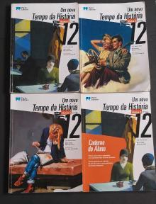 Um Novo Tempo da História - História A (12º ano) - Célia Pinto do Couto e M...