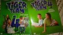 TIGER TEAM 4 activity book - MACMILLAN