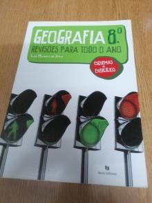 Geografia 8°revisões para todo o ano - Luís Moreira da Silva