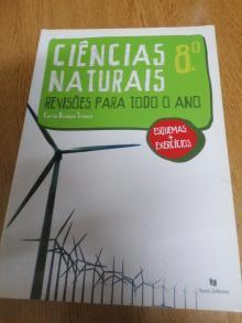 Ciências Naturais 8°Revisões para todo o ano - Carla Brinca Trinca