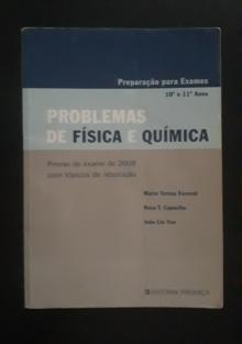 Problemas de Física e Química - Preparação para Exames de 10º e 11º Anos - Maria Teresa Rion Escoval...