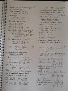 Apontamentos de Cálculo II - Desconhecido