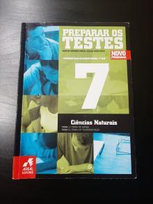 Preparar os Testes - Ciências Naturais 7 - Elisa Morais