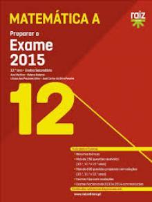 Preparar o exame nacional Matemática A 12º