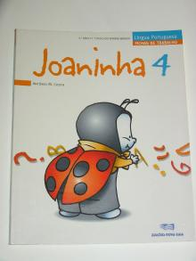 Joaninha 4 - Língua Portuguesa - Livro + Fichas de Trabalho