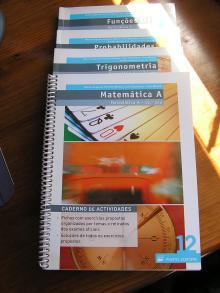 Matemática A 12º Ano - Funções III + Probabilidades + Trignometria - Caderno de Actividades