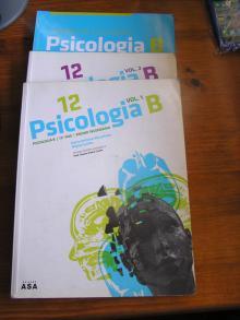 Psicologia B Volume 1 + Volume 2 + Caderno de Atividades