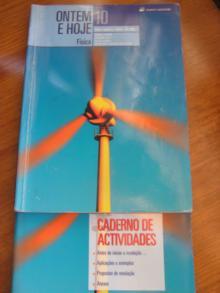 Ontem e Hoje Física - Física e Química A 10º Ano + Caderno de Actividades