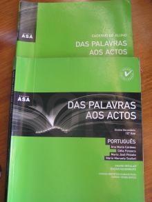 Das Palavras aos Actos - Português 10º Ano + Caderno do Aluno
