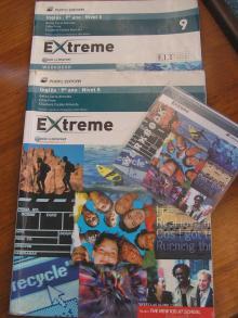 Extreme - Inglês 9º Ano Nível 5 + Workbook + CD Workbook