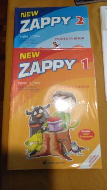 New Zappy 1 - Inglês - 1.º Ciclo