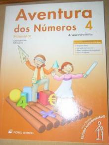 Aventura dos Números - Matemática 4º Ano - Conceição Dinis, Fátim...